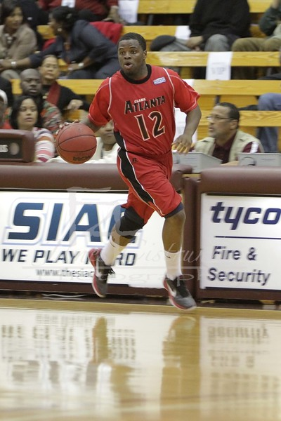 2011 SIAC Semi Finals Basketball
