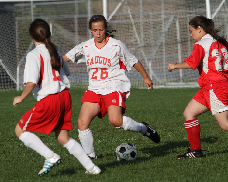 Saugus vs Melrose 09-30-11- 171ps
