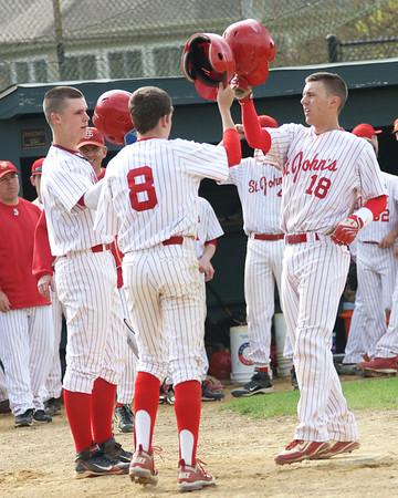 2011 St Johns Baseball