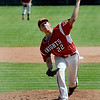 "Fairview pitcher Brad Reynolds throws some heat on Sunday, July 31, during the Colorado State Legion A Championship game against the Rocky Mountain Lobos at Fairview High School in Boulder. Rocky Mountain Lobos defeated Fairview 12-6. For more photos of the game go to  <a href=""http://www.dailycamera.com"">http://www.dailycamera.com</a><br /> Jeremy Papasso/ Camera"
