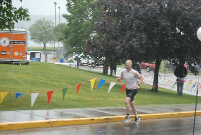 2011 Mystic River Triathlon - RUN