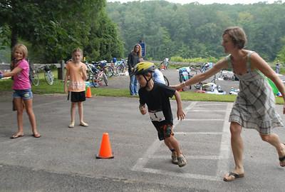 Kids Who Tri 2011 -- Run