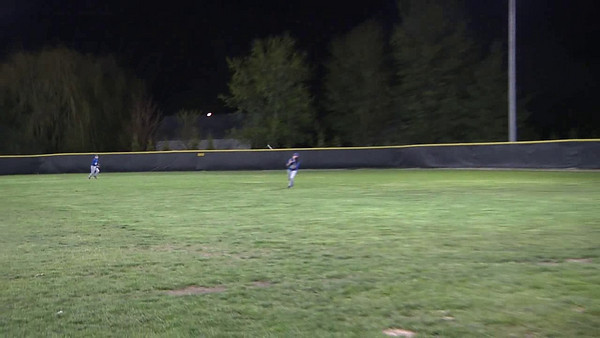 Game ending double play!!!