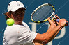 2011 US Open Tennis - photographer: Natasha Peterson / corleve -  David Ferrer (ESP) vs Igor Andreev (RUS)
