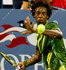 2011 US Open Tennis - photographer: Natasha Peterson / corleve - Gael Monfils (FRA) vs Grigor Dimitrov (BUL)