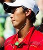 2011 US Open Tennis - photographer: Natasha Peterson / corleve -  Jo-Wilfried Tsonga(FRA) vs Yen-Hsun Lu(TPE)