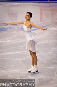 Ladies short program