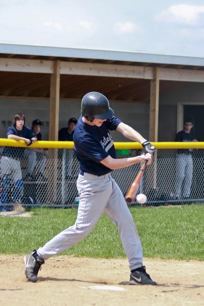 2011 Whiteford Colt Baseball Game 2 at Plainfield