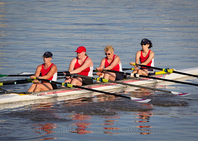 Womens Masters 4x Lake Meritt