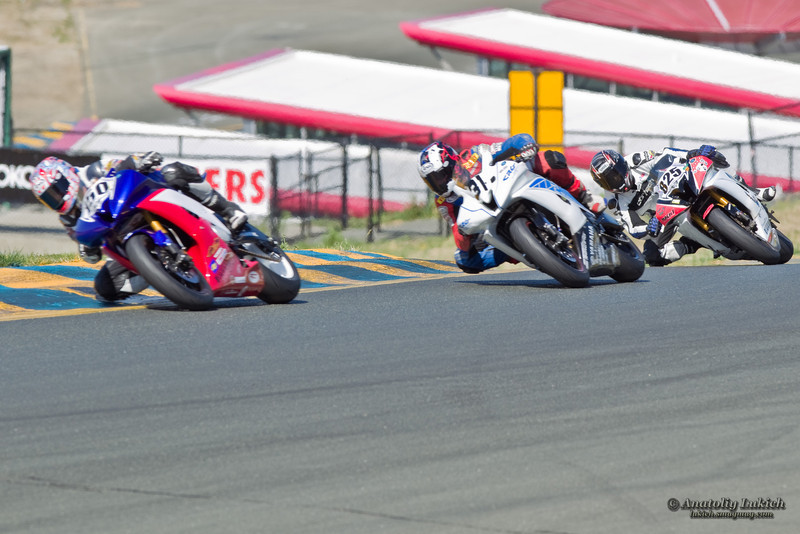 SONOMA, CA - JULY 8: 2011 Zoom Zoom Track Days at the Infineon International Raceway in Sonoma, CA..
