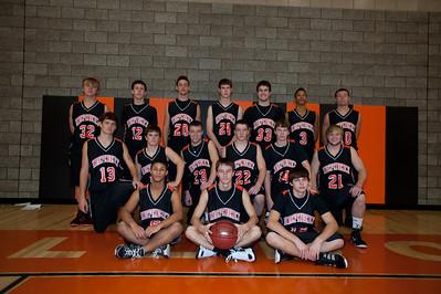 2011 - 2012 IHS boys basketball