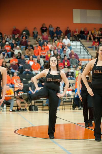 2011-2012 IHS dance Team