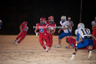 2011 Caney Valley High School Football