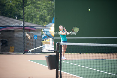 2011 IHS girls tennis