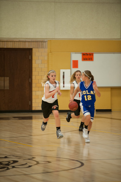 2011 Independennce Middle School Girls basketball