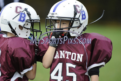 10/16/2011 D Canton Warriors Durham Middlefield Falcons Youth Football