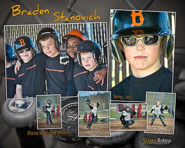 2011 Baseball Photopodge