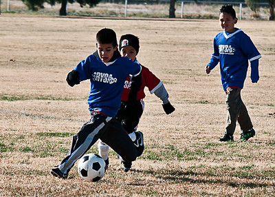 2011 Isavier and Isaac Soccer
