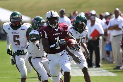 Alabama A&M vs Mississippi Valley State University