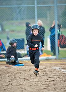 Minors Baseball - Andrew Leaf Construction vs West Mechanical 2011
