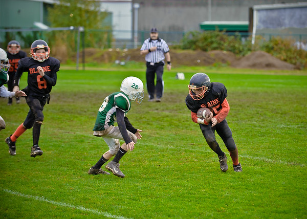 2011 10-22 Blaine Football - Kaelar-9990