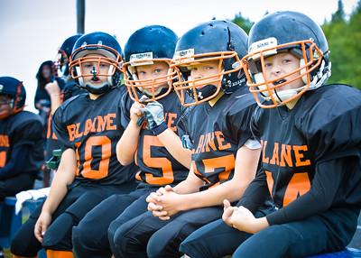 Blaine Juniors Football - 2011