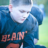 2011 10-29 Blaine Football - Kaelar-0506