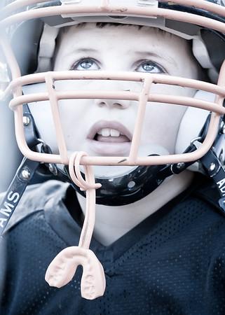 2011 10-29 Blaine Football - Kaelar-0500