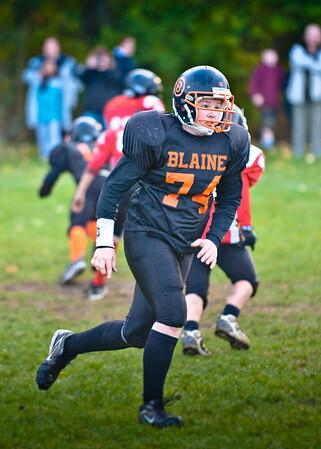 2011 10-29 Blaine Football - Kaelar-0443