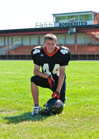 2011 8-27 Blaine Football Team-5654