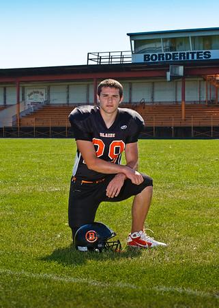 2011 8-27 Blaine Football Team-5587