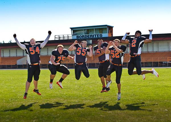 2011 8-27 Blaine Football Team-5582