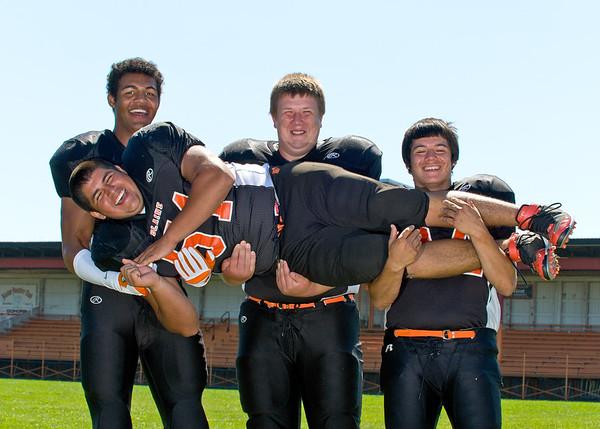 2011 8-27 Blaine Football Team-5569