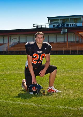2011 8-27 Blaine Football Team-5585