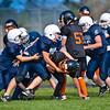 2011 10-8 Blaine Football - Kaelar-9048