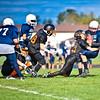 2011 10-8 Blaine Football - Kaelar-9054