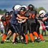 2011 10-8 Blaine Football - Kaelar-9027