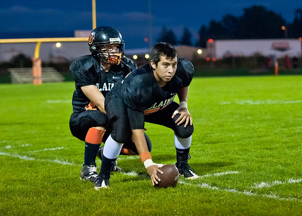 2011 10-7 Blaine Football - Burlington-8652