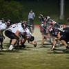 2011 10-15 Blaine Football - Red Raiders-9470