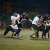 2011 10-15 Blaine Football - Red Raiders-9377