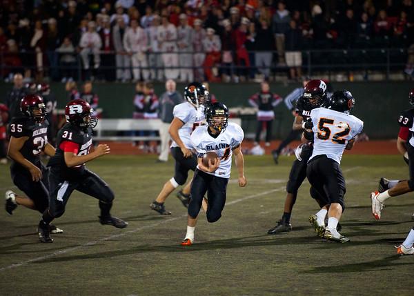 2011 10-15 Blaine Football - Red Raiders-9492