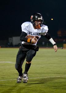 Blaine High School Football - Red Raiders 2011