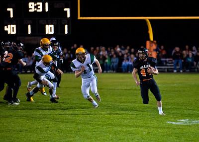 Blaine High School Football - Sehome 2011