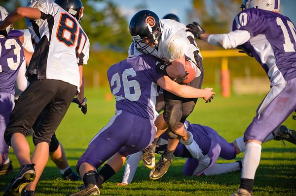 2011 10-24 Blaine Football - JV - Anacortas-0177