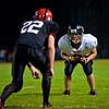 2011 9-30 Blaine Football - Mt  Baker-8165