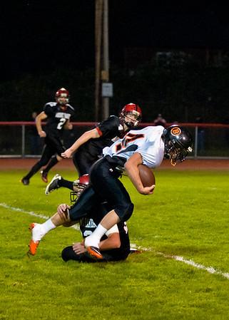 2011 9-30 Blaine Football - Mt  Baker-8108