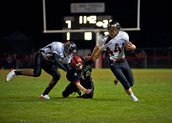 2011 9-30 Blaine Football - Mt  Baker-8129