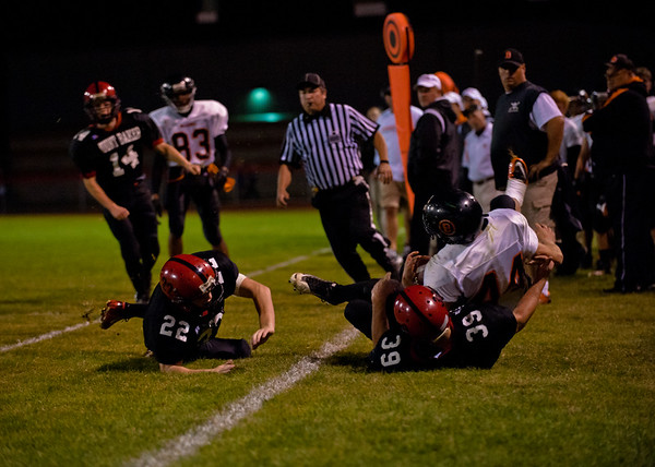 2011 9-30 Blaine Football - Mt  Baker-8133