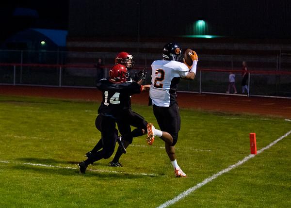 2011 9-30 Blaine Football - Mt  Baker-8091
