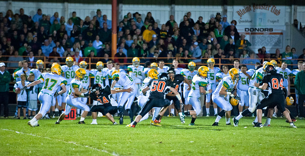 Blaine Football - Lynden-7175